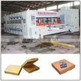 Printing die cutting making Machine for Pizza Box