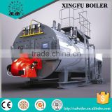 1, 2, 4, 6, 8, 10, 12, 15, 20ton fully automatic natural gas and oil fired boiler generate steam for industrial