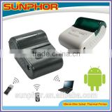 Mobile portable printer for Android/Symbian/IOS phone/tablet