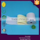 2-ply continuous carbonless printing paper ncr paper roll                                                                         Quality Choice