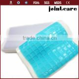 cooling gel memory foam pillow; cooling pillow mat;cooling gel pillow