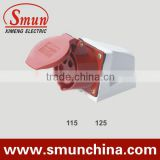 32A 5p 220-415v IP44 industrial wall socket