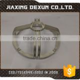 China supplier high quality custom zinc alloy die casting with nickel plating