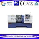 CK6150 CNC Lathe Machine/ Flat Bed CNC Lathe with Vertical 4 Station/ Horizontal 6 Stations Tool Turret