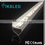 14.4W high lumens waterproof smd 5730/5630/5050/7020 rigid led bar light U V aliminium 2 year warranty