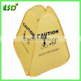 ESD Folding Safety Warning Cone,Fold Up Signs,Storage Cone                                                                         Quality Choice