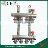 Lowest Price Plastic Manufacrurers Underfloor heating manifold                                                                         Quality Choice