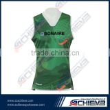 basketball jersey green color men sports wear wholesale