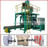 Automatic detergent powder filling packing machine for 25kg to 50kg bags