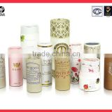 All kinds of candle paper tube packaging, unique hair protect essential oil paper tube