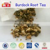 China Best Selling Burdock Root Tea Manufactor