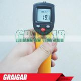 NEW Graigar GR320 Non-Contact Laser Gun Infrared Digital IR Thermometer -50 C ~ 330 C support OEM