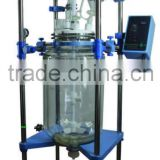 Jacketed Glass Reactor 100L
