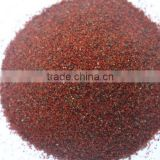abrasive garnet sand 80 mesh for waterjet cutting