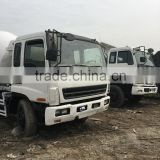 Japan isuzu truck, used concrete mixer 9m3 (selling cheap in good condition)