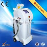 vertical salon use CE approved 3 in 1 multifunctional beauty equipment uk laser