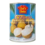 The Best Quality Canned Longan in syrup from Thailand -Chef's Choice fruit product