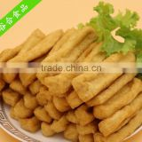Customized processed dried tou oil bean food