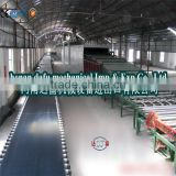 Full automatic gypsum board manufacture machine with annual capacity 3 million square meters