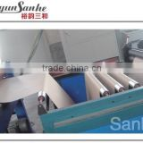 air cooler evaporative cooling pad production machines