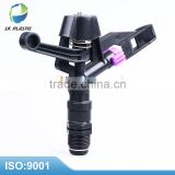 3/4 inch Plastic Impact Sprinkler For Lawn and Garden Irrigation Micro and Drip Irrigation