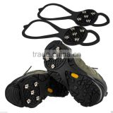 Ice Snow Anti Slip Shoe Boots Spikes Walk Cleats Grippers Crampons Climbing
