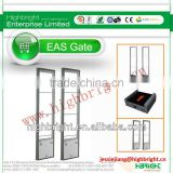 Rf eas gate library book anti-theft security systems