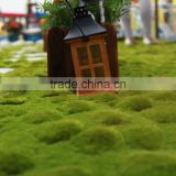 2016 high-quality fake grass Green wall moss
