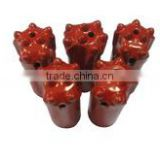 Taper 6 degree 34mm square hole drill bit