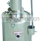 China high quality durable stainless steel electrical water distiller for laboratory, alcohol fractional distiller