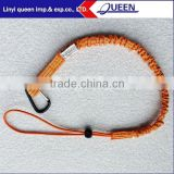Good quality retractable carabiner tool lanyard lanyard from China at wholesale price