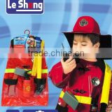 Cosplay costume--Fireman uniform