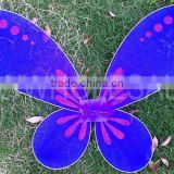 girls purple color butterfly wings for sale