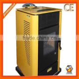 Water Heating Wood Pellet Stoves