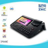 7 inch android tablet with rfid reader,POS Terminal with Thermal Printer, nfc pos terminal