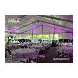 Commercial Outdoor Event Tents Catering Rental With Roof Linning