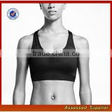 Wholesale custom sexy seamless ladies sports bra and fitness yoga gym wear women sports wear Jessie H21