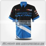 Custom Sublimation Made Motocross Race Crew Shirts