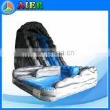CE certification new design Wild Rapids inflatable slide