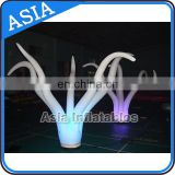 Hot sale inflatable star / led star inflatable balloon
