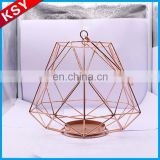 Popular Promotional Price Antique Red Metal Candle Lantern Holder For Sale
