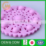 100% Good Feedback Hot-Stamping Customized Design New Design Soap Mat For Bathroom