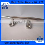 Marine hardware deck bollard cleat hardware stainless steel material mooring cleat