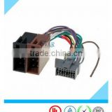 China factory of Eletrionic UL wire harness auto parts panasoni c replacement GPS wire harness