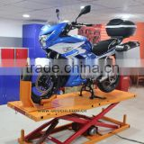 Factory Wholesale Hydraulic Scissor Motorcycle ATV Lift Table