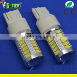Brightest 7443 7440 T20 5630 5730 33SMD LED For Car Auto Motorcycle Truck Signal Turn Light Lamp