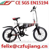 "mini folding electric bike electric bicycle 20"" 36V 250W                                                                                         Most Popular"