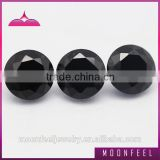 loose black spinel faceted beads wholesale