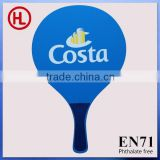 COSTA 2015 TOP QUALITY MDF carbon Wooden Beach tennis racket /beach bat /beach paddle set with beach ball wholesale