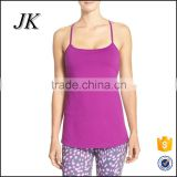 Custom wholesale women sun-top,latest design beach wear,women yoga waistcoat for running,sports training vest with ladies,girl's